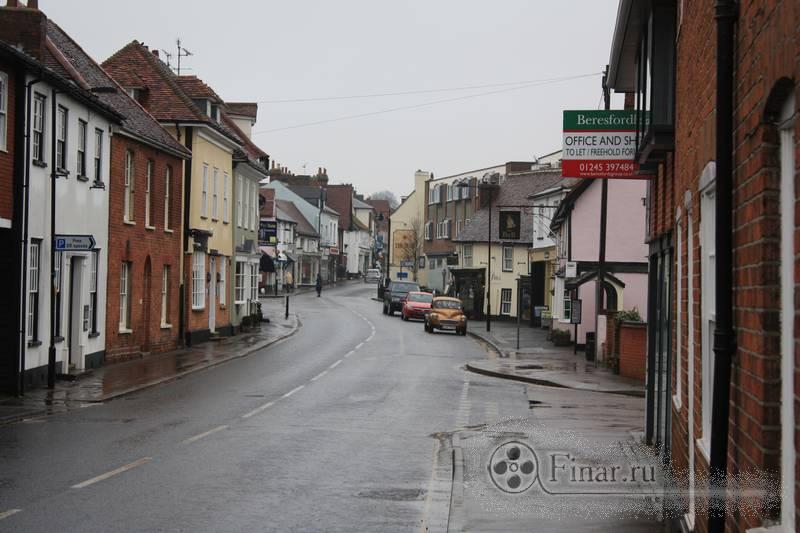Ingatestone - small English town