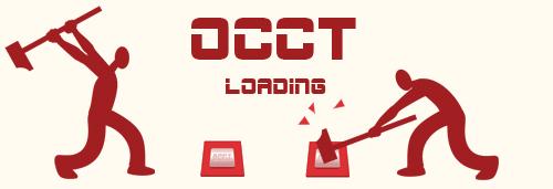 запуск утилиты OCCTPT