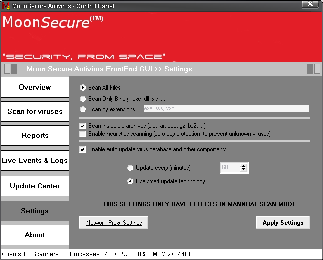 Moon Secure AV